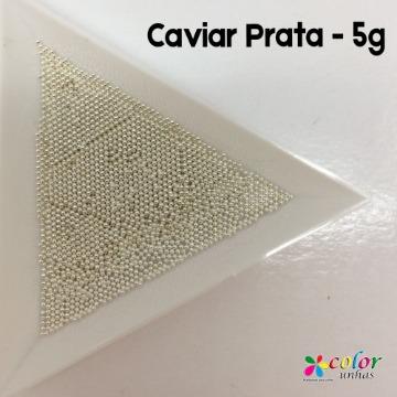 Caviar Prata 5g