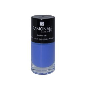 Esmalte Azul Do Céu 10ml Ramona