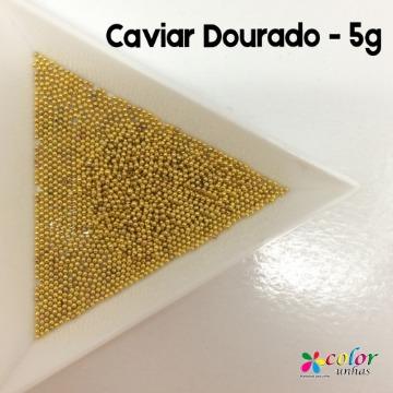 Caviar Dourado 5g