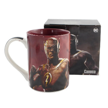 CANECA INJUSTICE 2 THE FLASH
