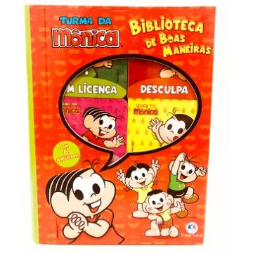 Box de histórias Monica galinha Pintadinha e Patrulha canina