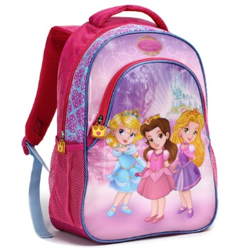 Mochila infantil feminina 16 Little Princess Seanite