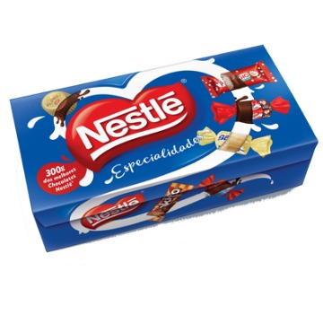 Bombons Sortidos Especialidades 355g - Nestlé