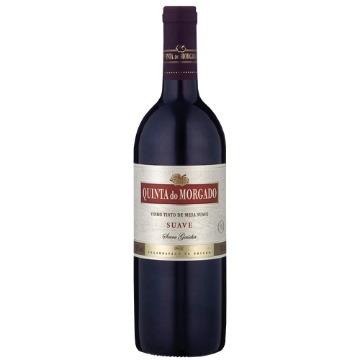 Vinho Quinta do Morgado Tinto Suave Garrafa 750 ml Gelado