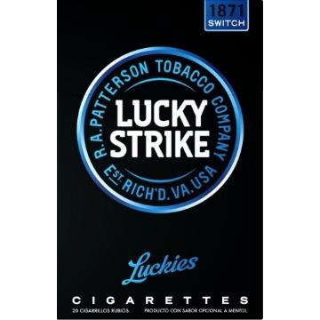 Cigarro Lucky Strike Click & Roll 1 Unidade