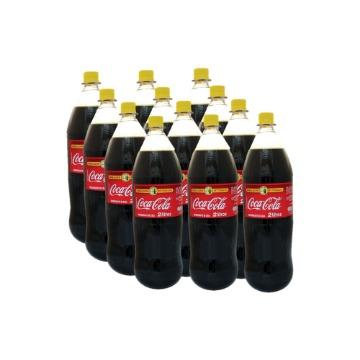 Refrigerante Coca Cola Retornavel 2lt Cx C/ 12 Unidades