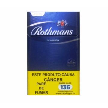 Cigarro Rothmans Silver Box 1 Unidade