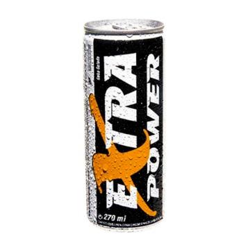 Energético EXTRA POWER 270ml 1 Unidade