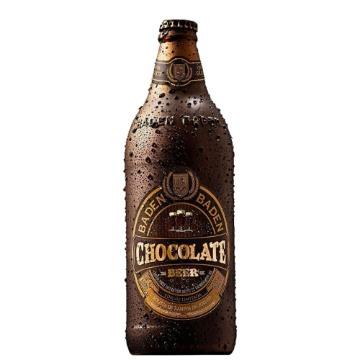 Cerveja Baden Baden Chocolate 600ml 1 Unidade