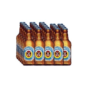 Cerveja Antarctica Profissa 300ml Cx C/ 23 Unidades