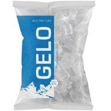 Gelo Cubo 7 kg 1 Unidade