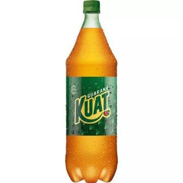 Refrigerante Guaraná Kuat Pet 2 Litros 1 Unidade