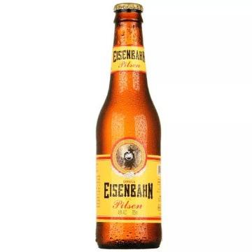 Cerveja Eisenbahn Pilsen Long Neck 355ml Pack Com 1 Unidades