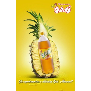 Refrigerante Jaó Abacaxi 2 Litros
