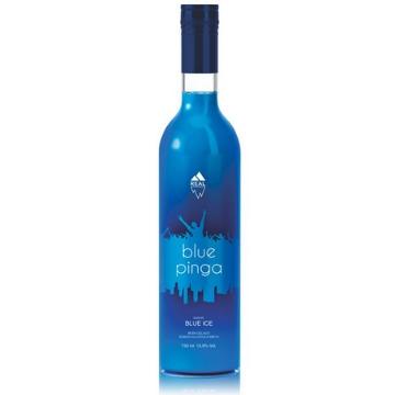Coquetel Blue Pinga Garrafa 750ml Gelada – 1 Unidade