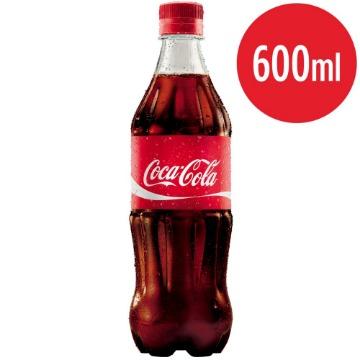 Refrigerante Coca Cola 600ml 1 Unidade