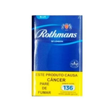 Cigarro Rothmans Blue Box 1 Unidade