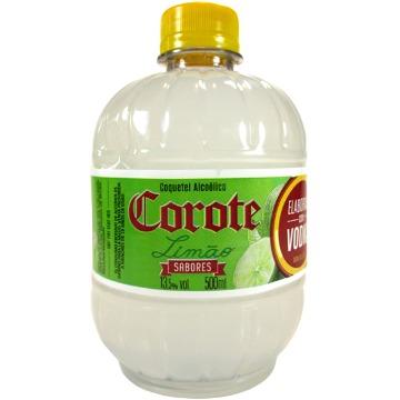 Coquetel Corote Limão 500ml