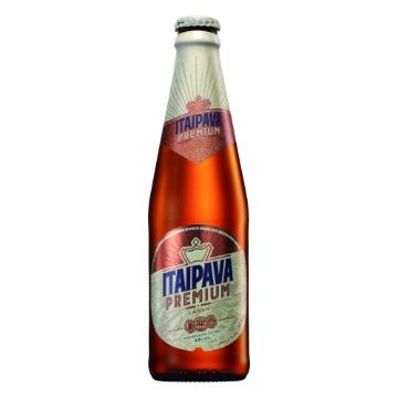 Cerveja ITAIPAVA Premium Long Neck 355ml 1 Unidade