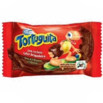 Chocolate Tortuguita Brigadeiro Arcor 18g - 1 Unidade