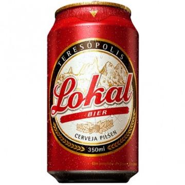 Cerveja Lokal Lata 350 ml 1 Unidade