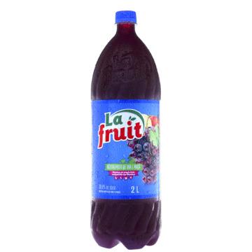 Suco La Fruit Néctar Misto de Uva e Maçã 2L - 1 Unidade