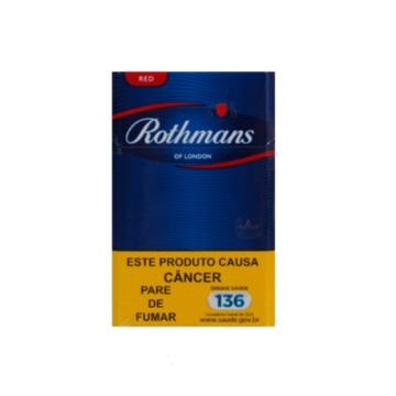 Cigarro Rothmans Red Box 1 Unidade