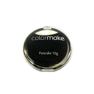 Pancake Branco Maquiagem Artística- Colormake 10g