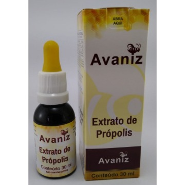 EXTRATO DE PRÓPOLIS AVANIZ 30 ML