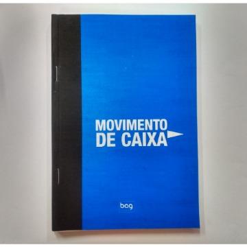 CADERNO MOVIMENTO DE CAIXA MEDIO