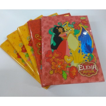 CAD BROCHURA 1/4 CD 96FLS ELENA DE AVALOR FSC