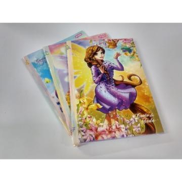 Caderno Brochura  Conto de Fada Fsc