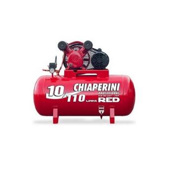 COMPRESSOR CHIAP. C 10/110L RED C/MOTOR 127/22 2HP