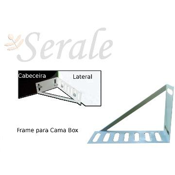 Frame para Cama Bóx ou Comum
