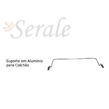 Suporte De Colchão P/ Cama Box Quadrado C/ Bucha