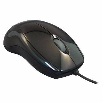 Mouse Coletek MS3201-2 BK USB Preto