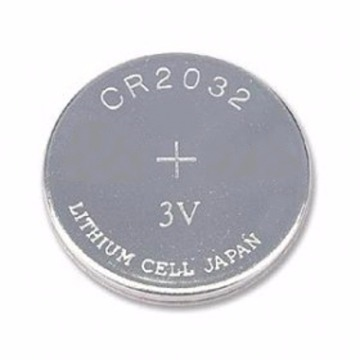 Bateria Lithium CR2032 3V - unitário
