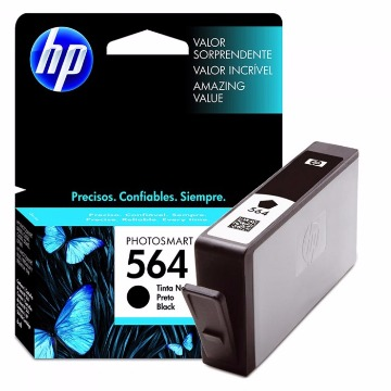 Cartucho HP 564 Preto CB316WL