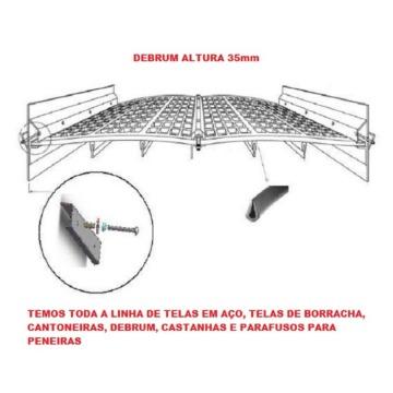 """DEBRUM DE PROTEÇAO 35mm X 19mm x 7,8mm x 3/8"""" - ROLO DE 25 METROS"""