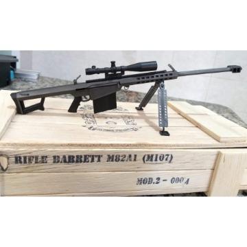 RIFLE BARRETT M82A1 (M107) 1/6