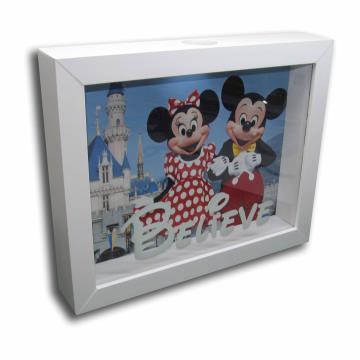 Quadro Cofre-Disney-23x28-Branco-561