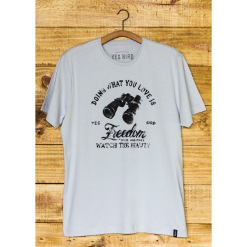 Camiseta Freedom - Yes Bird