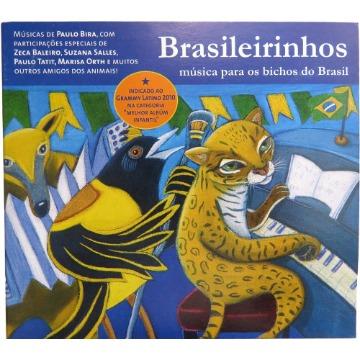CD Brasileirinhos vol. 1