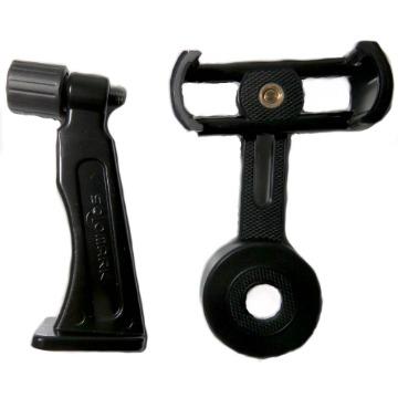 Kit para digiscoping: adaptadores para celular – tripé e binóculos