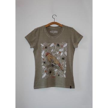 Camiseta Rolinha-do-planalto - Yes Bird