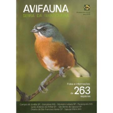 Avifauna Serra da Mantiqueira - guia de campo