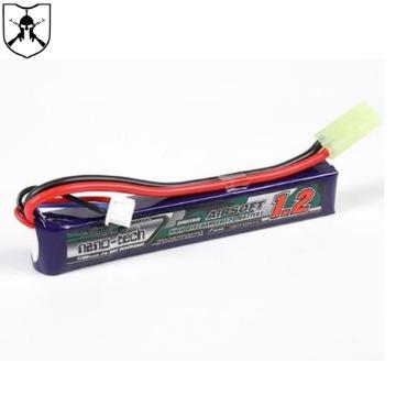 Bateria Lipo 1.2 mAh - 7.4V