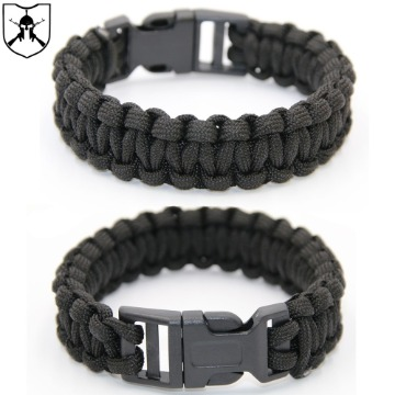 Bracelet Paracord Preto