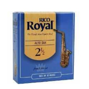 PALHETA RICO ROYAL SAX ALTO 2,5