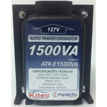 TRANSFORMADOR 1500VA AS COMP